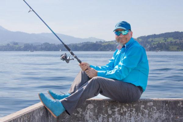Jörg Eugsters Metapher: Wie fischt man Kunden aus dem Internet?